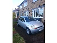 *LOW MILAGE* Ford Ka for sale