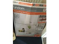 Lindham Wall Fix Extending Safety Gate Brand New