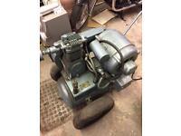 Vintage air compressor - Air Industrial Developments