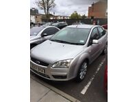 FORD FOCUS 1.6 STYLE 2007 SEMI AUTOMATIC