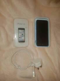 *UNLOCKED* Apple IPhone 5c Boxed Baby Blue 8GB