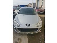 05 PEUGEOT 407 SE 1.6 HDI breaking for parts only all parts available postage nationwide