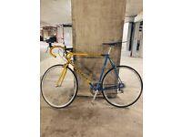 Peugeot vintage racing bike 58cm