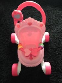 Fisher price princess walker
