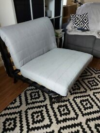 IKEA CHAIR/BED(with Cover).