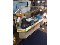 Shop display counter £225 each