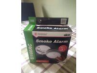 Box of Aico Smoke Alarms 2xEi166RC Smoke Alarm 7xEi161RC Smoke Alarm 1xEi164RC