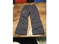 North Face ski pants