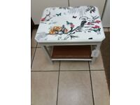 Small 2 Tier Coffee/Side Table - Collection Whitchurch, Hampshire
