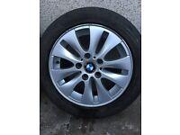BMW 15inch Alloywheels 205/55 R16