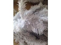 White Christmas Tree - perfect condition