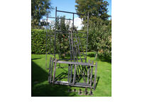 Tower Scaffold - quick assembly Tower Scaffold