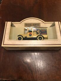 days gone model bushells coffee good condition van boxed need gone for quick sale