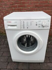 Bosch Washing Machine (Model: WAE 24162) Can Deliver