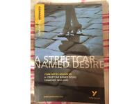 'A Streetcar Named Desire' study guide