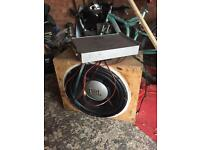 JBL Subwoofer with amp and wiring harness
