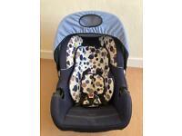 Baby Weavers Car Seat group 0