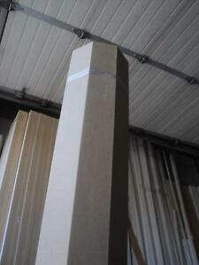 Basement Pole Covers, Colums,  crown moulding trim