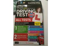 driving lessons theory test DVD