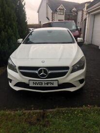 2013 Mercedes cla 220 sport 2.1L 167 BHP
