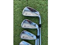 CALLAWAY X FORGED 18 IRONS / 4-PW NS PRO MODUS 3 TOUR 120 STIFF