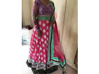 Indian floor length dress/ anarkali