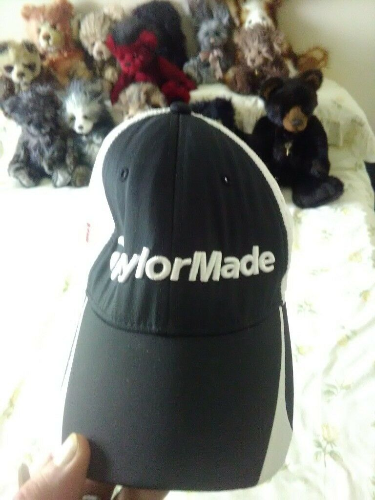 Taylormade R11 golf hat once size fits all VGC  8e17f9f854a