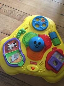 Fisher Price activity tabke