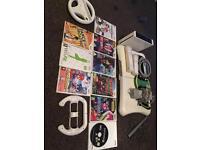 Wii/games/accessories.