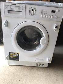 Zanussi Washing Machine, Great Conditon, 1 year old