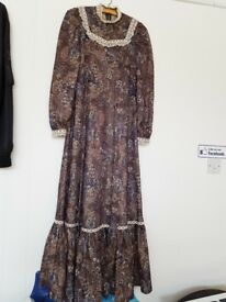 Vintage women's Dress