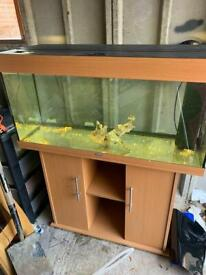 Jewel Rio 180 fish tank