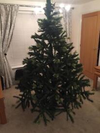 7' Christmas tree