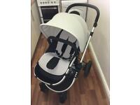 Ickle bubba stomp v2 pram/pushchair