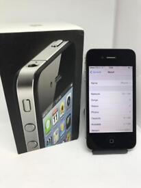 iPhone 4 Black O2