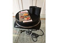 Tefal Raclette, Grill & Crepe set