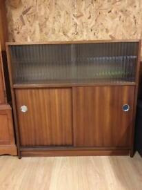 Storage/glass cabinet