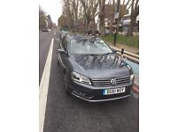 VW Passat 2.0 TDI 170bhp bluemotion PCO liscenced Automatic
