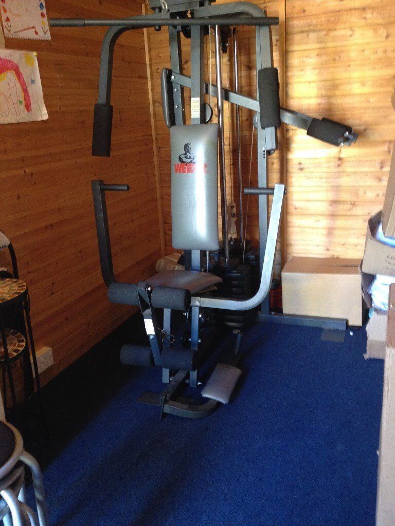 Weider multi gym in southampton hampshire gumtree