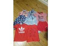 Kids shirts, t-shirts and tracksuit boy's 2-3 years....