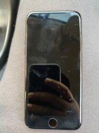 IPHONE 8 64GB ON EE GOOD CONDITION FULL WORKING ORDER JET BLACK £200 NO OFFERS