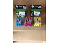 New and Sealed - HP Officejet 920 XL Printer Ink x 13