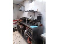 Selling kitchen equipement