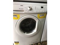 8 KG Zanussi Washing Machine With Free Delivery