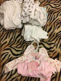 Tiny baby bundle