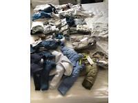 3-6 Month Boys Clothing Bundle
