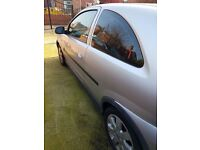 Vauxhall corsa 2 door spares or repair