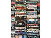 MASSIVE LOT OF BOXSETS, DVDs and blu-rays