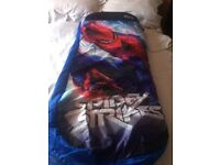 Spider-Man ready bed