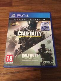 Call of Duty - Infinite Warfare Legacy Edition (PlayStation 4)